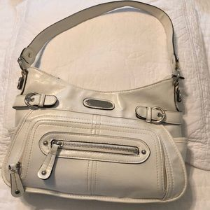 Rosetti New York white purse